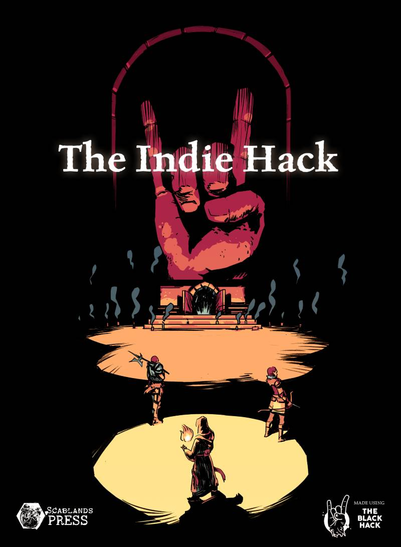 The Indie Hack Cover